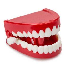 Tænder med optræk 08165