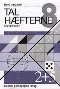 SP Forlag - Talhæfte 8 - Multiplikation 2-456013