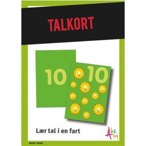 ABC Leg - Lærekort talkort 99-3680