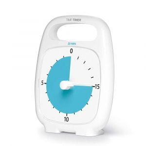 Time Timer PLUS Hvid (14x18 cm.) - 20 min. 26-jac5033