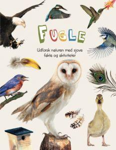 Globe - Ud i naturen - Fugle 510032
