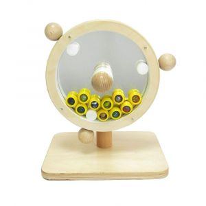 Spejl hjul 28-E0111